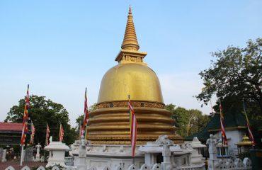 tempio d'oro di dambulla