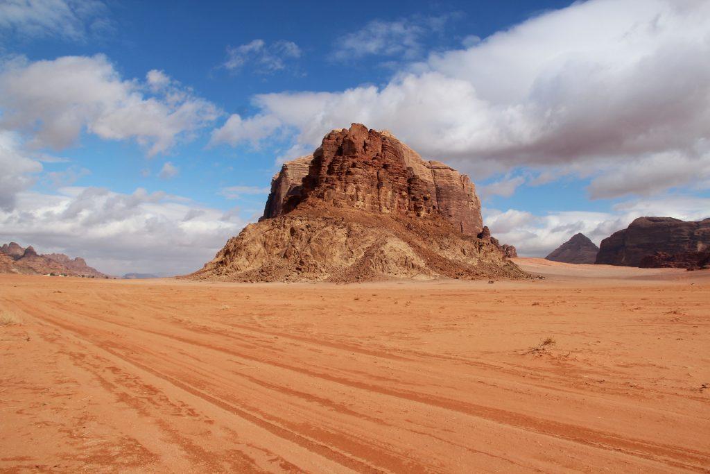Wadi Rum fai da te