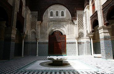 madrasa al attarine fès