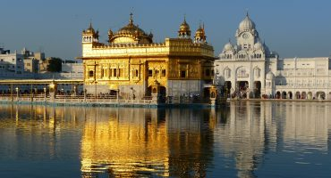 visitare amritsar golden temple