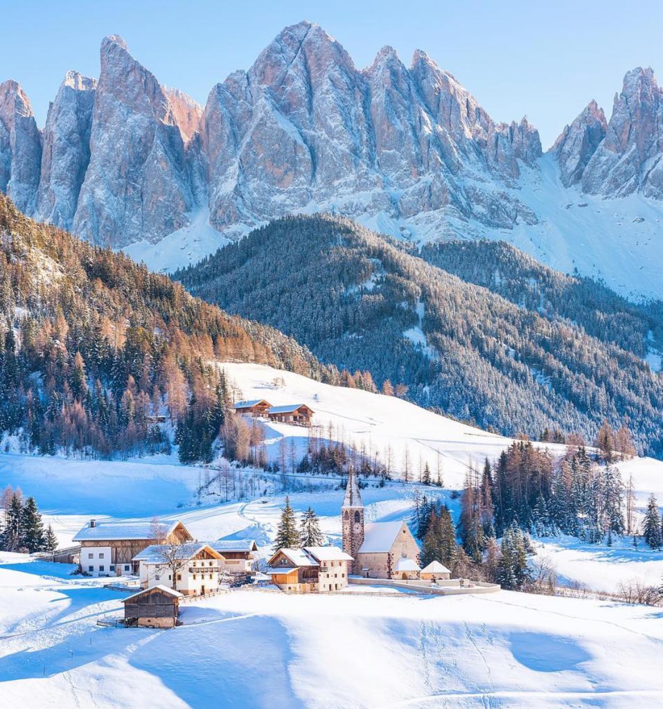 italia visitare in inverno
