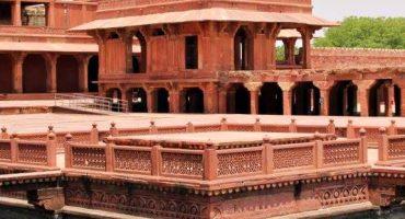 visitare fatehpur sikri