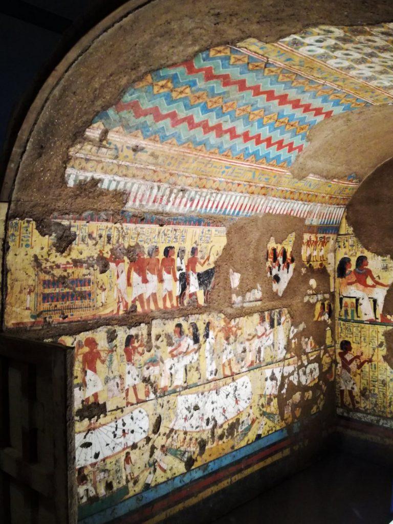 cappella di maia museo egizio
