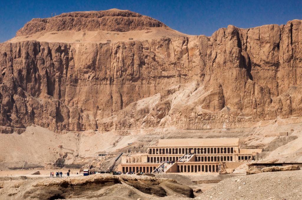 egitto da non perdere, tempio di hatshepsut