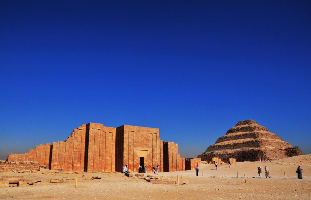 Cosa vedere in egitto saqqara
