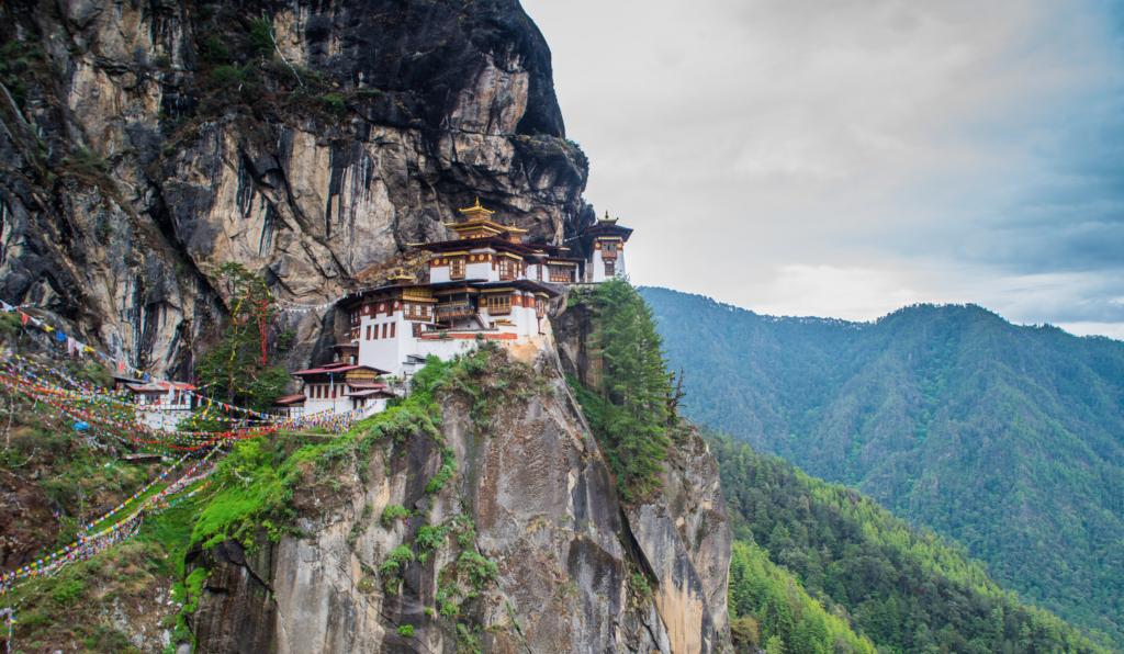 viaggi che voglio fare il prima possibile in italia e nel mondo - Bhutan, tana della tigre