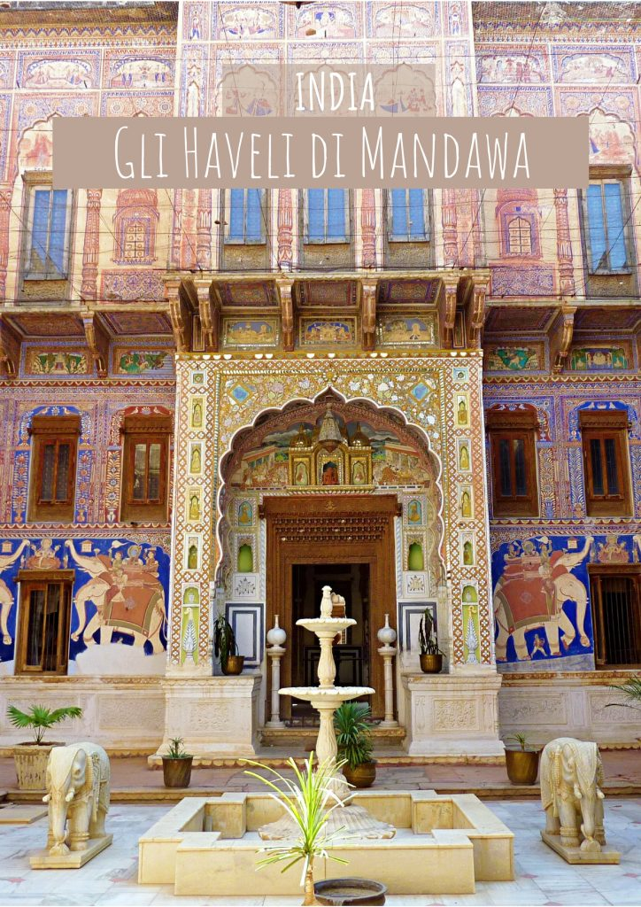 haveli di mandawa, mandawa india