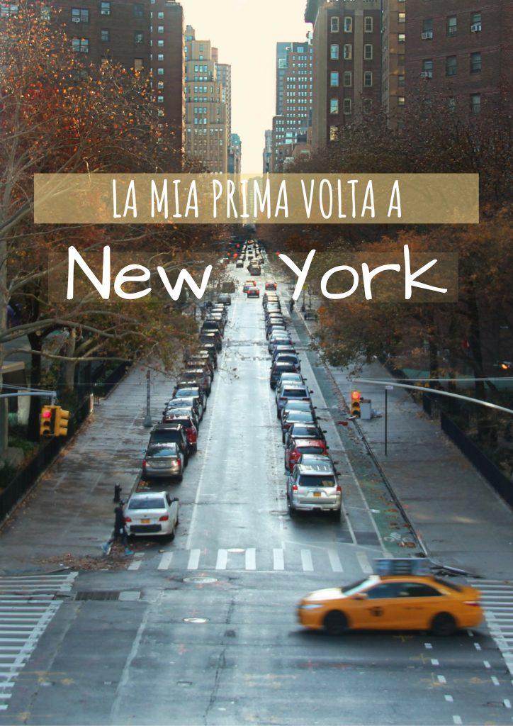 prima volta a new york
