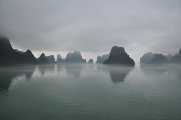 i miei viaggi in asia, halong bay vietnam