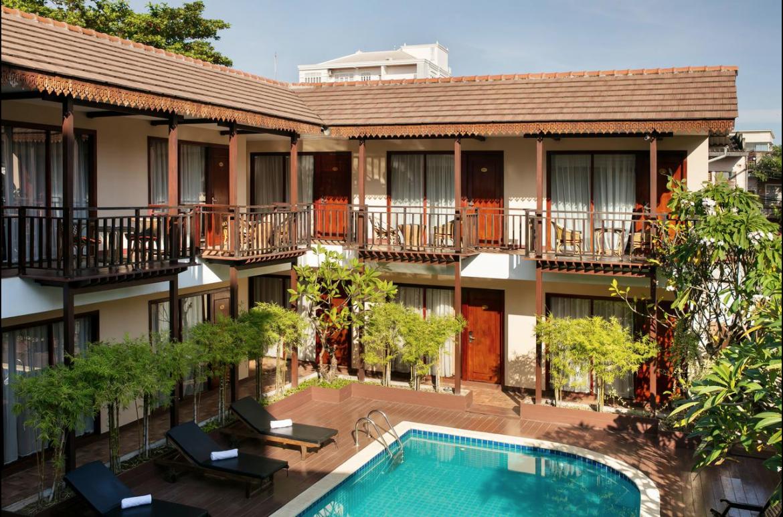 Dove dormire a Vientiane: Il mio soggiorno al Champa ...