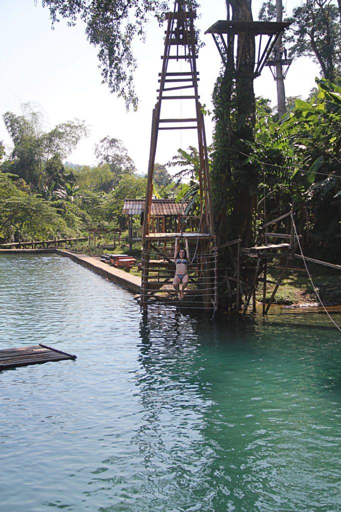 lagune di vang vieng, blue lagoon 3