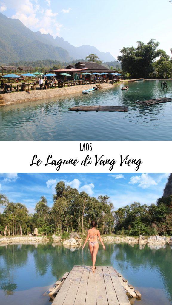 lagune di vang vieng, laos
