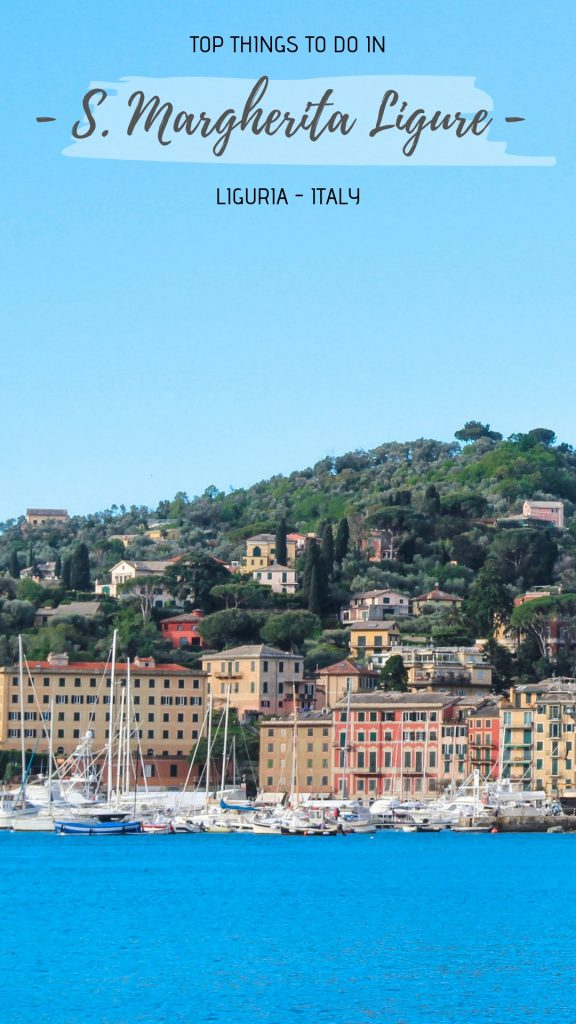top things to do in santa margherita ligure