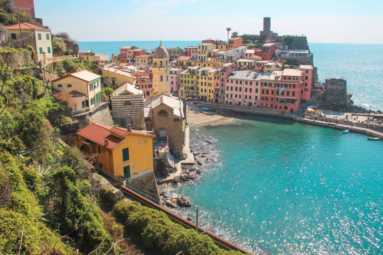 Fotografare le Cinque Terre: ecco dove fare belle foto ...