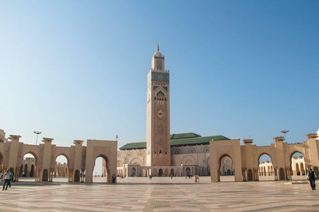 Casablanca -  10 giorni in Marocco, itinerario di viaggio in Marocco