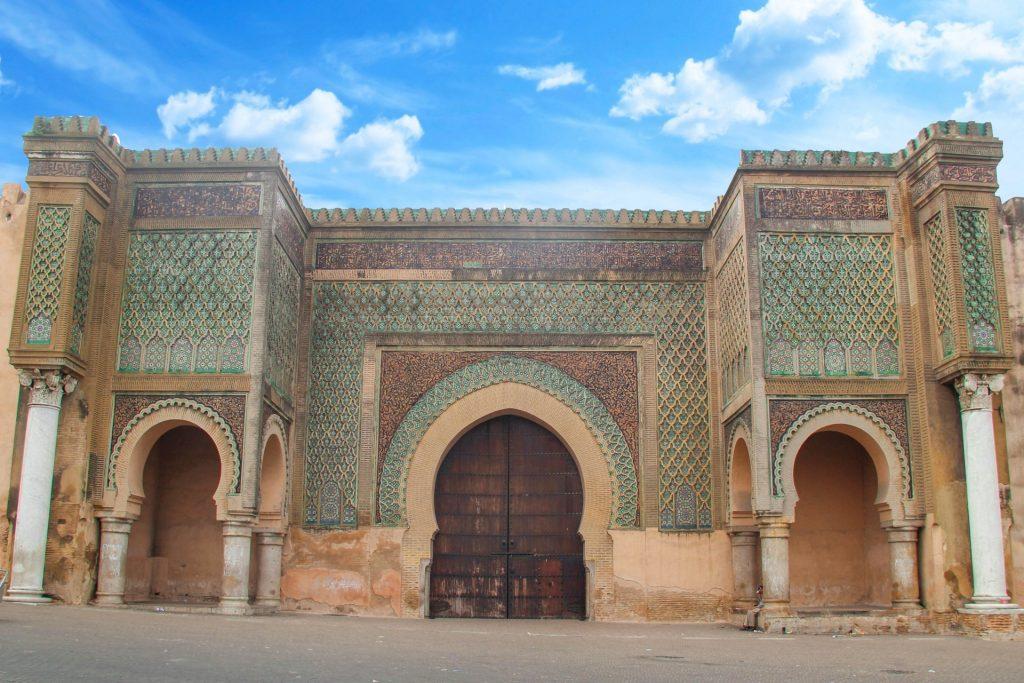 10 giorni in Marocco - Meknes - itinerario di viaggio in Marocco