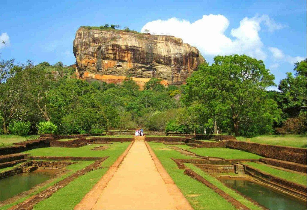 cosa vedere in sri lanka. Sigiriya, l'antica fortezza inespugnabile