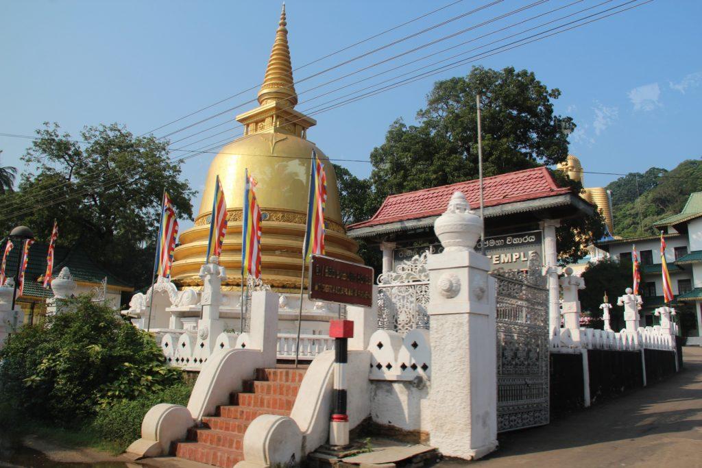 cosa vedere in sri lanka. cosa fare in sri lanka. tempio d'oro di dambulla.