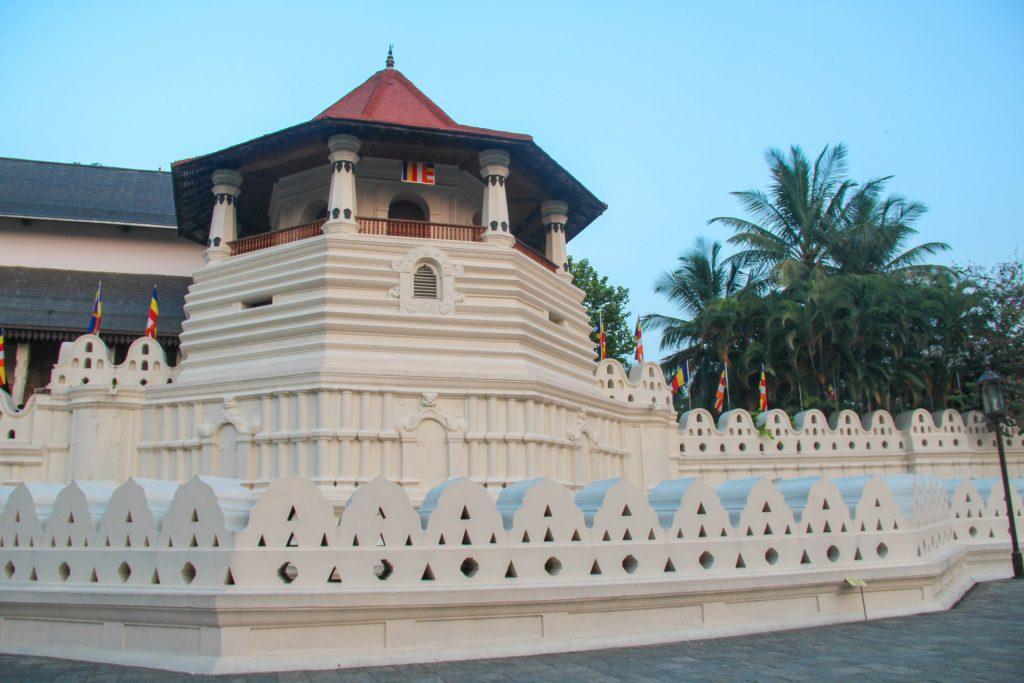 kandy il tempio del sacro dente