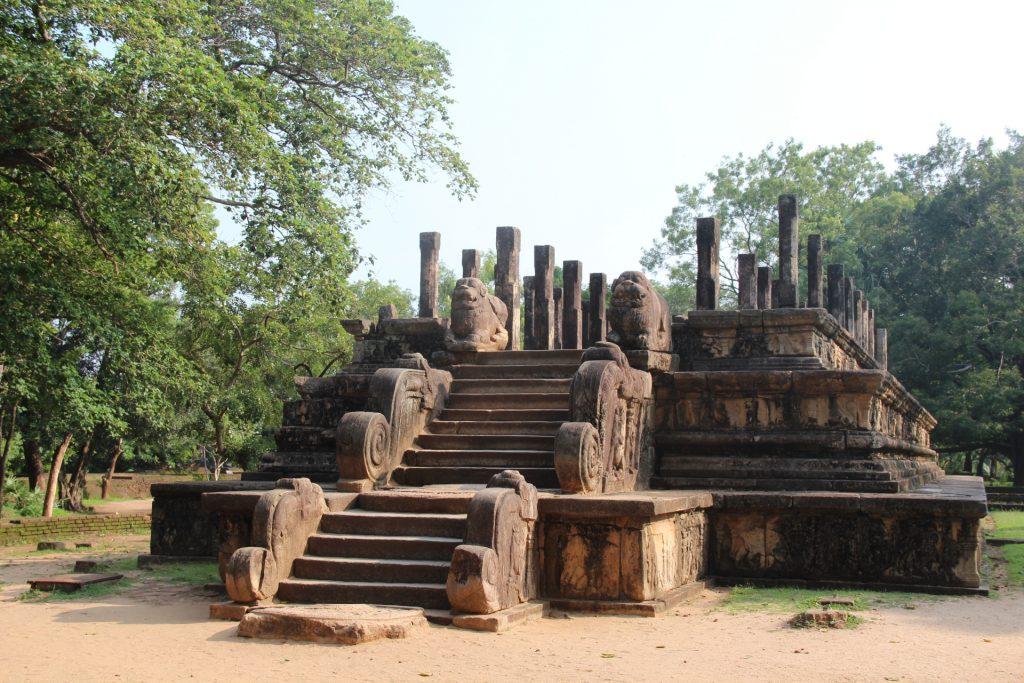 cosa fare in sri lanka - visitare polonnaruwa