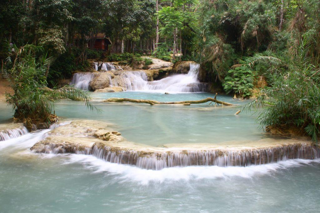 Cascate di Kuang Si - Laos