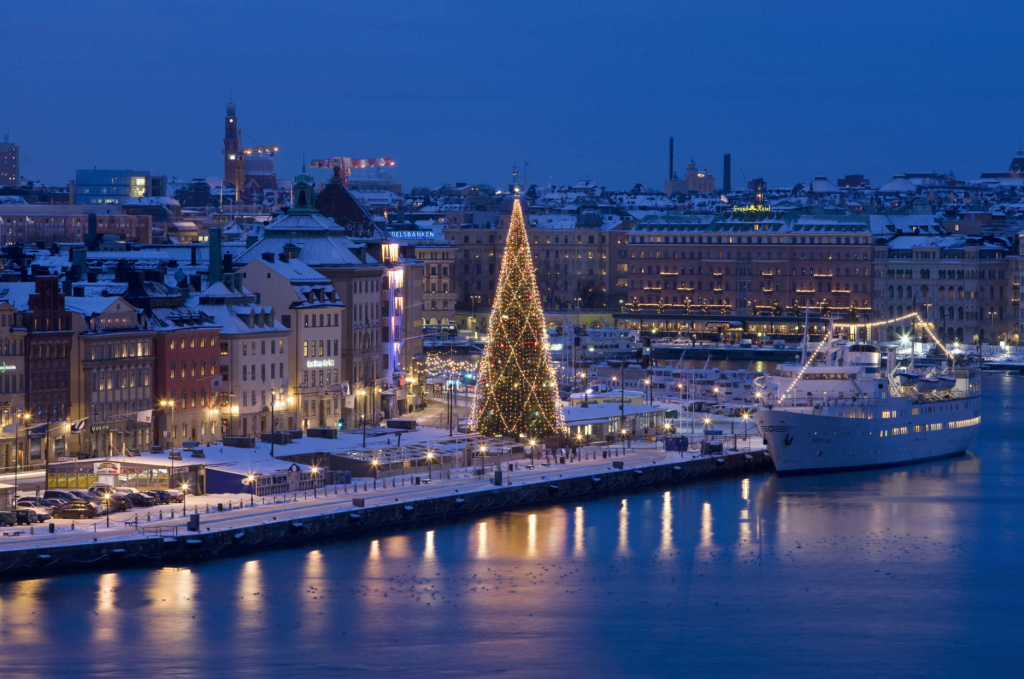 dove andare a natale in europa, dove andare in europa a natale. Stoccolma