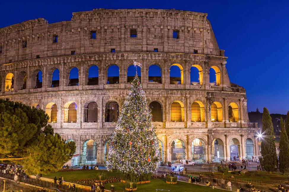 città europee da visitare a natale - dove andare a natale in europa - roma