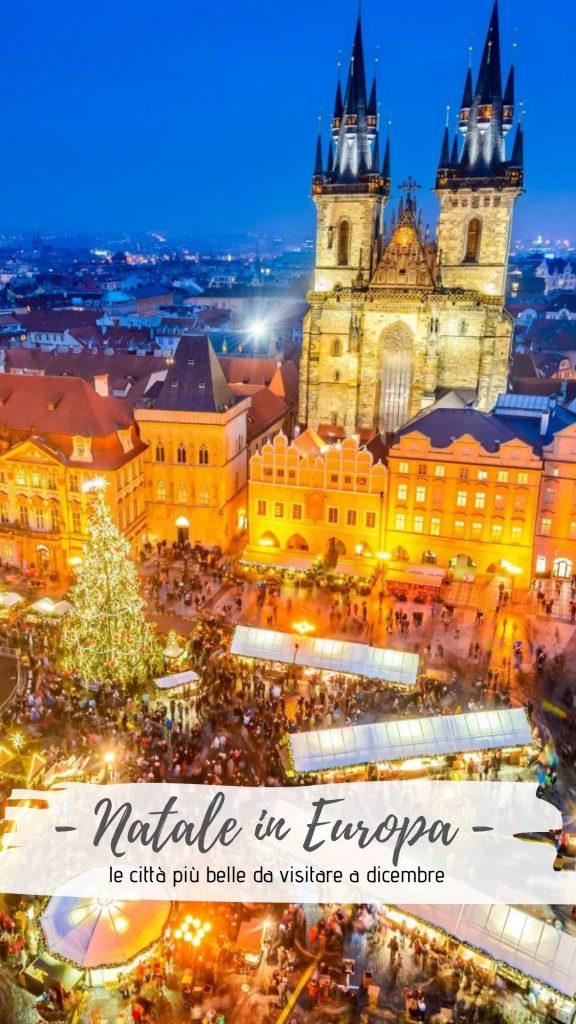 natale in europa, le città più belle da visitare a natale, dove andare in vacanza a dicembre