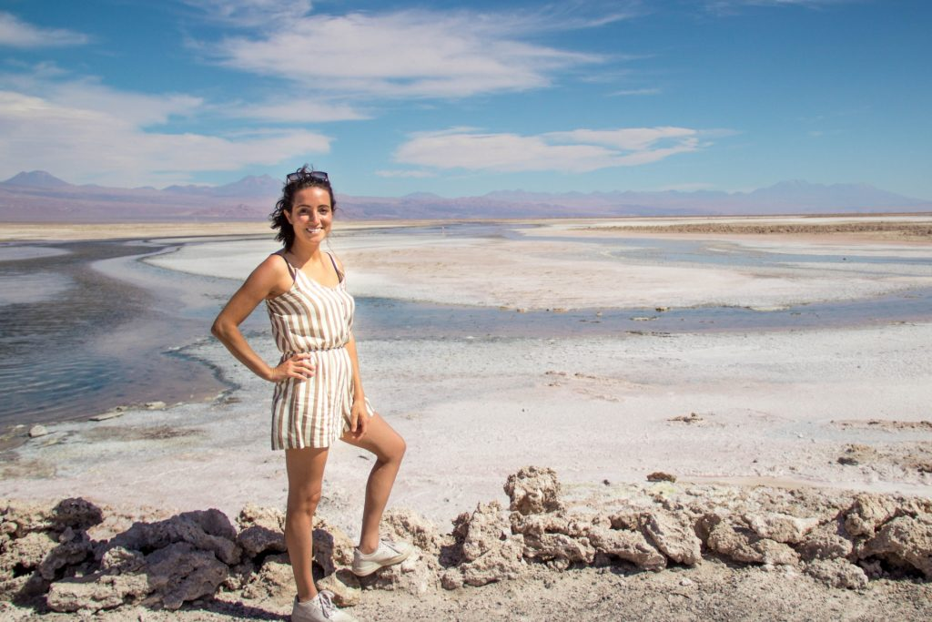 laguna chaxa, free soul on the road - elisabetta frega travel blogger italiana