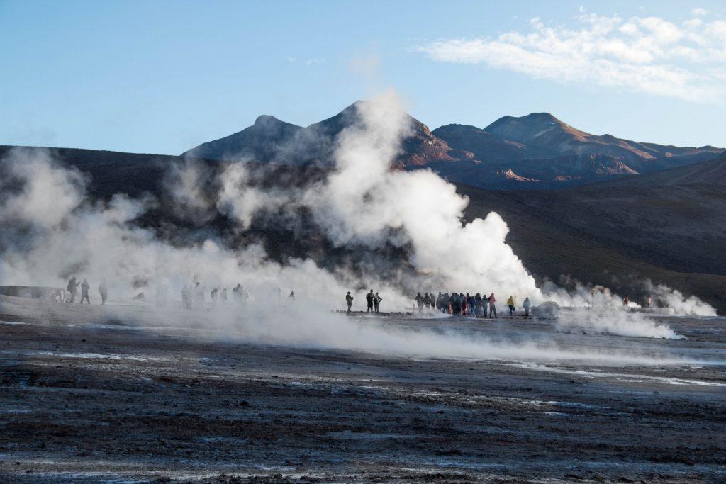 geyser di el tatio