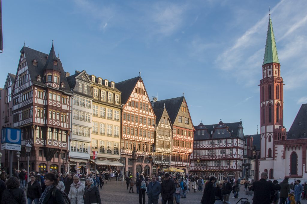 Francoforte in un giorno
