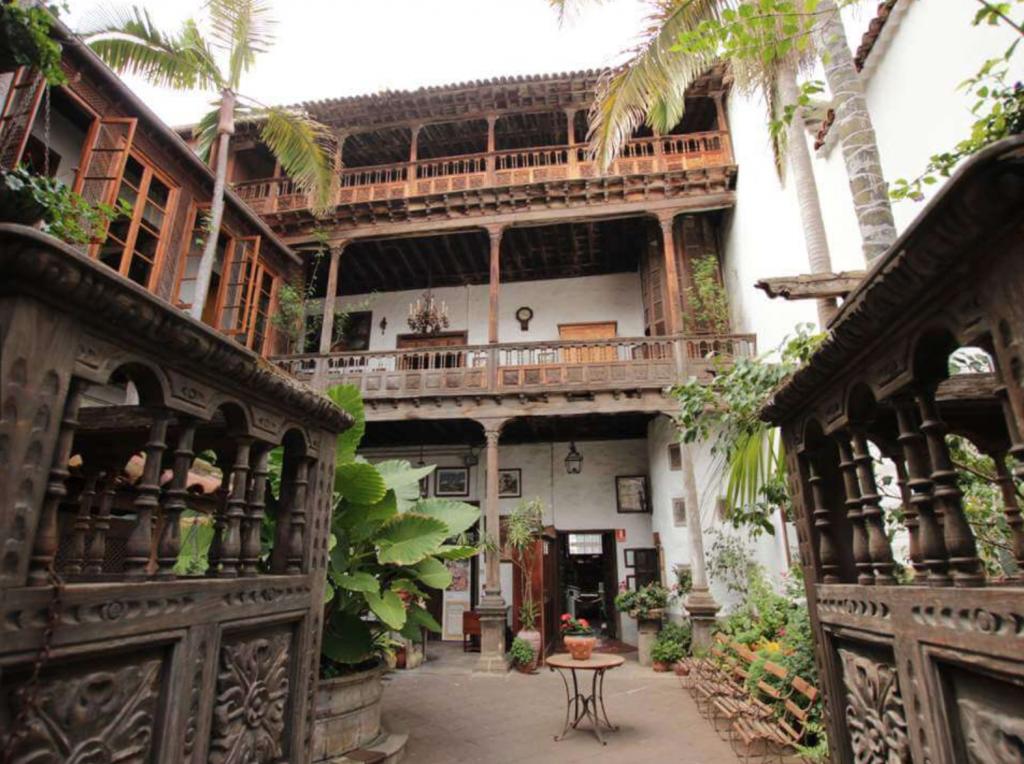 Casa de los Balcones - cosa vedere a la orotava