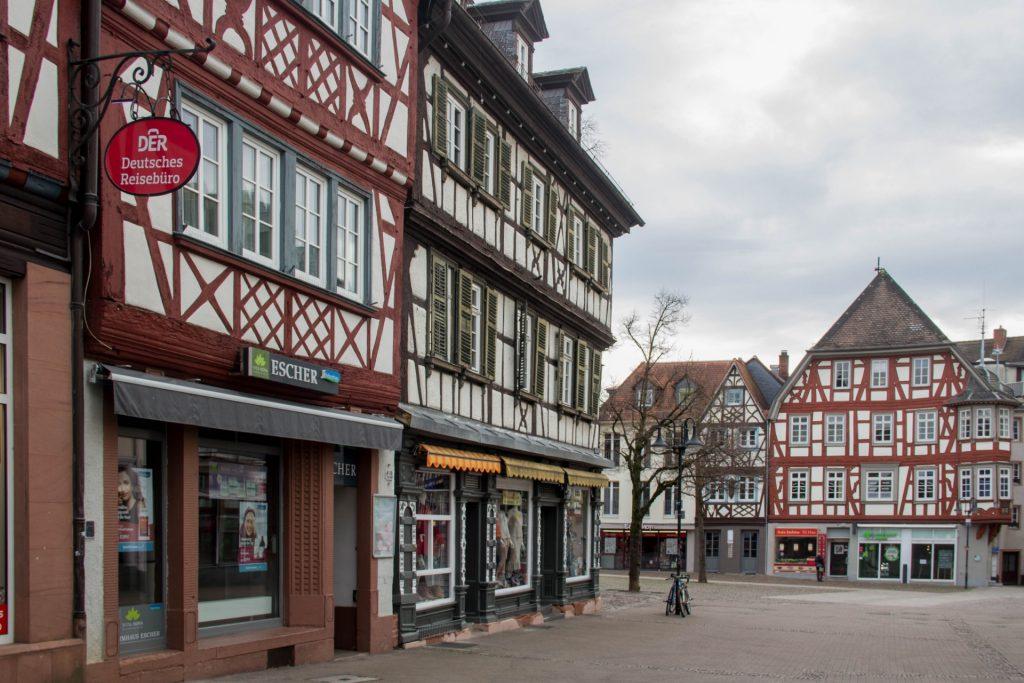 Centro storico di Bensheim