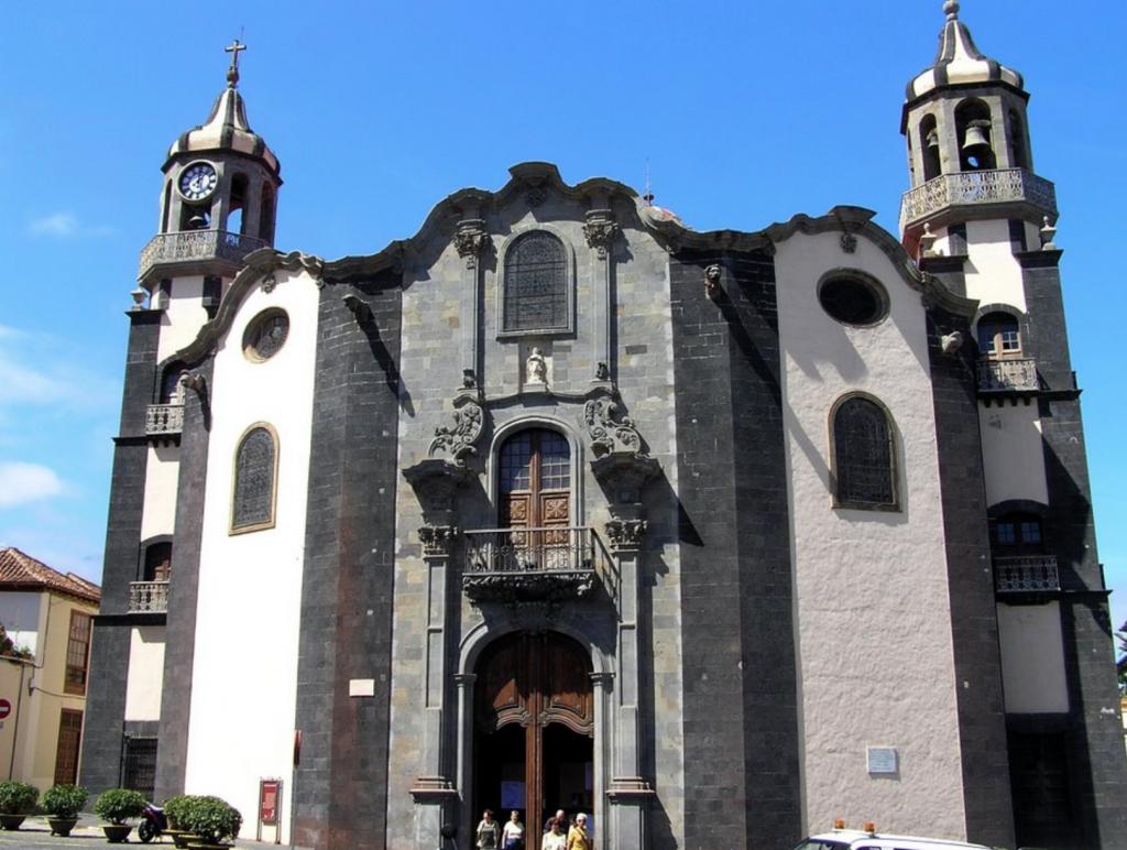 visitare la orotava - iglesia de la conception