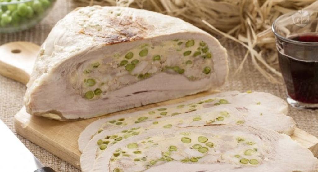 cima alla genovese - specialità tipica ligure