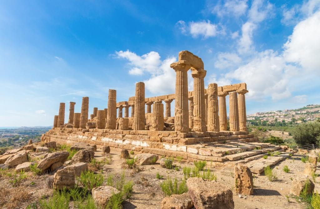 valle dei templi, sicilia