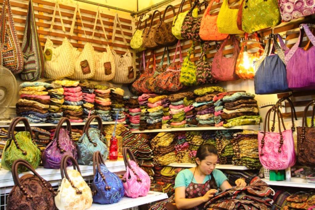 souvenir thailandia - borse fatte a mano